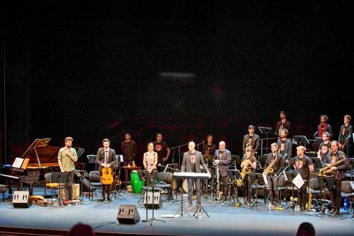 La Clasijazz Big Band y Bernard Van Rossum emparejan jazz y flamenco