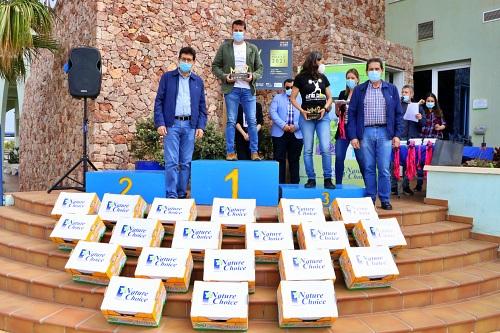 Entrega de premios de la XIV Media Maratón Virtual 'Ciudad de las Hortalizas El Ejido 2021'