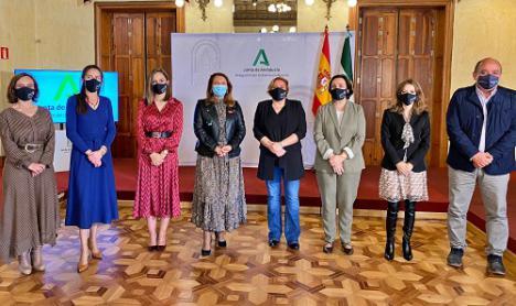 Junta y AndMuPes acuerdan dar visibilidad a las mujeres de la pesca