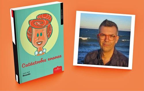 Juan José Rosado presentará el libro 'Catástrofes Enanas' este jueves