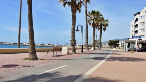 Diez empresas interesadas en la construcción del carril bici entre Adra y Venta Nueva