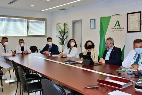 Mediación Sociosanitaria del Hospital de Poniente realiza 600 intervenciones