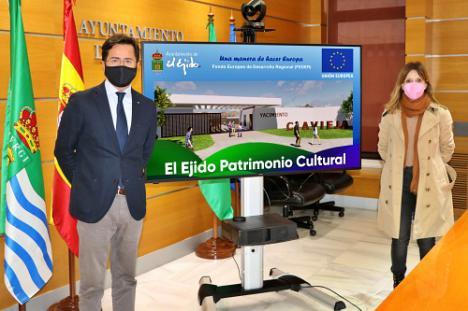 'El Ejido Patrimonio Cultural' se proyectará en pantallas digitales de Callao y Gran Vía de Madrid