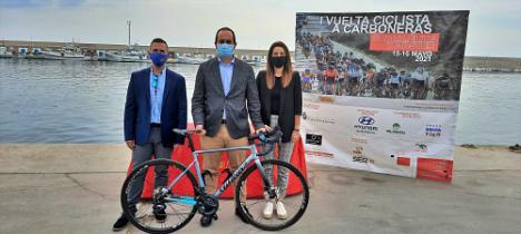 Carboneras celebrará su I Vuelta Ciclista el 15 y el 16 de mayo