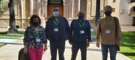 CSIF logra el compromiso de que los trabajadores de Inturjoven en Almería no sean desplazados a otras provincias
