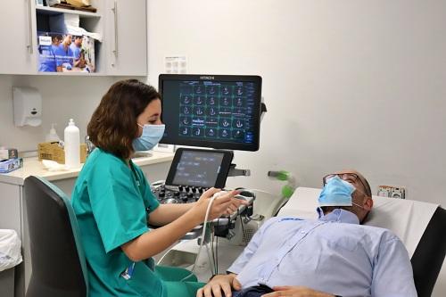La Agencia Pública Sanitaria Poniente renueva equipos electromédicos de cuatro centros