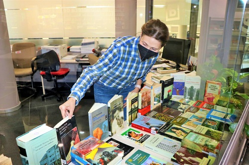 La lectura de un autor español será el 'Reto Lector' de este mes de mayo en El Ejido
