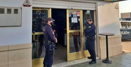 300 actuaciones de la Policía Local de El Ejido en Semana Santa