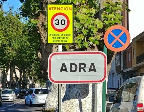 El Ayuntamiento de Adra se adapta a la nueva normativa de circulación