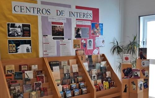 Biblioteca Municipal de Adra celebra el centenario del fallecimiento de Emilia Pardo Bazán
