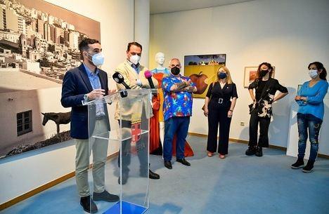 Modelismo de indumentaria y mobiliario en el Museo de Arte 'Espacio 2' en 'Diálogos 1.0'
