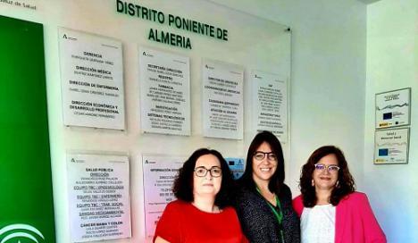 Almería exporta su modelo de prevención en los casos de tuberculosis