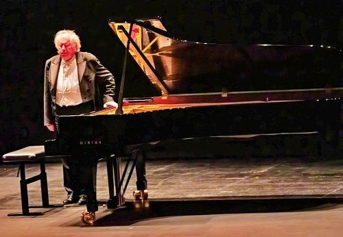 Grigory Sokolov deleita con su profundidad en la interpretación de obras clásicas