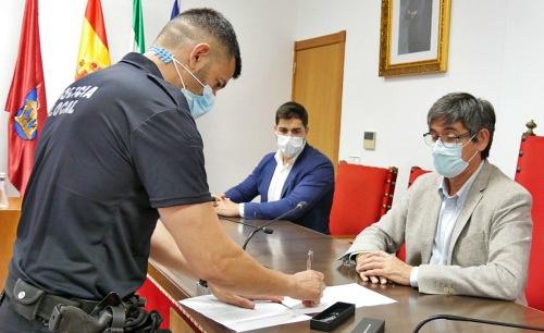La Policía Local de Adra suma un nuevo agente