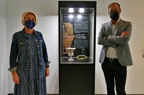 """""""La cocina andalusí"""" centra la actividad """"Pieza del mes"""" del Museo de Almería"""