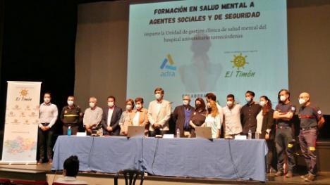 El alcalde de Adra anuncia la creación de un departamento de Salud Mental