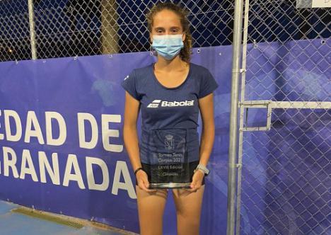 María Dolores López se lleva el Open Internacional Corpus de Granada