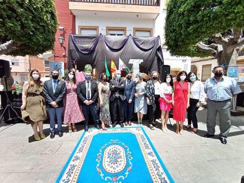Huércal celebra su segundo Día del Municipio