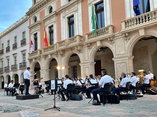 La Banda Municipal de Música ofrece un monográfico de obras de la Comunidad Valenciana