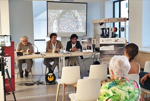 Francisco Villegas presenta 'Siete Inviernos Después'