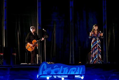 Amaral luce con lo más granado de su repertorio en Almería
