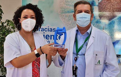 El I Congreso Internacional de Humanización premia al Hospital de Poniente