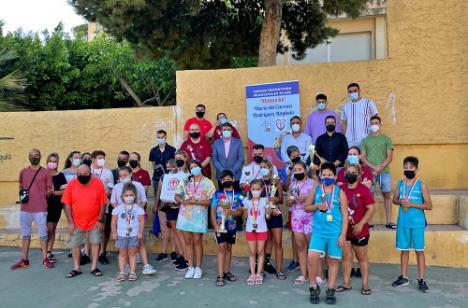 El club Padre Huelin integra a los niños a través de su escuela deportiva municipal