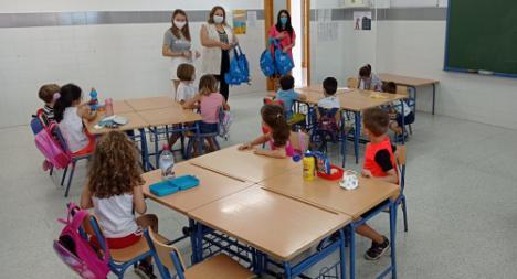 175 menores de Huércal de Almería en la Escuela de Verano
