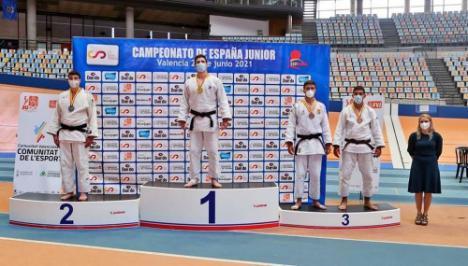 Los judokas almerienses logran dos medallas en el Campeonato de España Junior