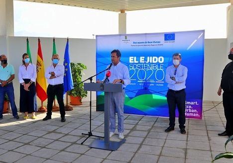 El Complejo Deportivo 'El Palmeral' abre sus puertas en Balerma