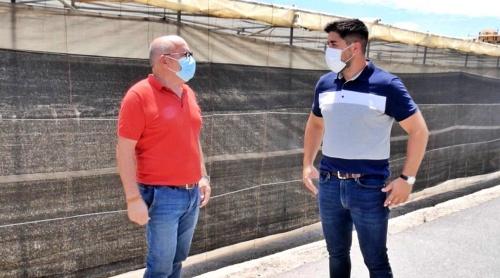 """Ayuntamiento de Adra insiste en la obligatoriedad de gestionar """"adecuadamente"""" los residuos agrícolas"""