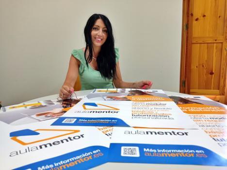 Huércal de Almería desarrollará durante 4 años el programa Aula Mentor