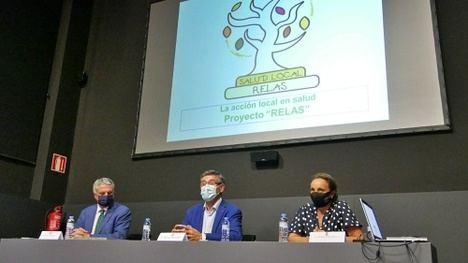 La Junta reconoce al Ayuntamiento de Adra su atención a la salud de sus vecinos