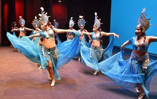 Almería disfruta de su primer fin de semana de Carnaval de Verano
