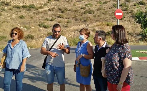 El PSOE exige soluciones para Cuevas de los Medina