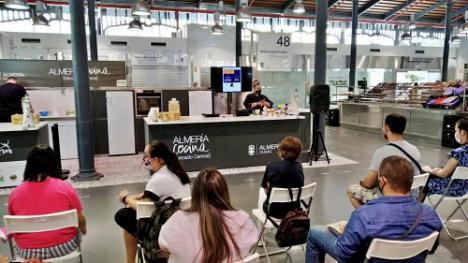 El Mercado Central se llena con el sabor de las Jornadas Gastronómicas de Almería