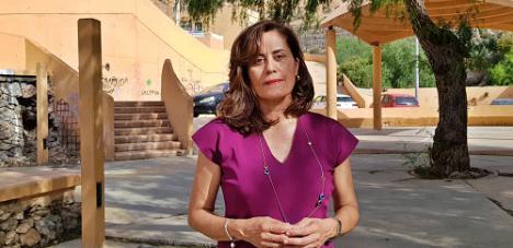 El PSOE denuncia el abandono del Barranco de Greppi