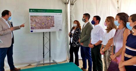La Junta invierte cerca de 11,6M€ para llevar agua desalada a todos los vecinos de Almería