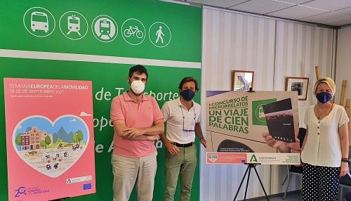 Primer concurso de microrrelatos del Consorcio de Transporte de Almería