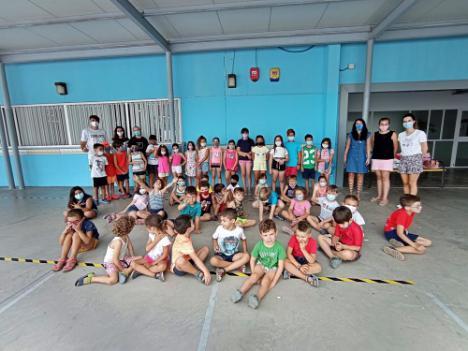 Clausurada una nueva edición de la Escuela de Verano de Huércal