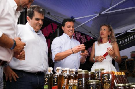 'Sabores Almería' se convierte en protagonista de la Feria del Mediodía