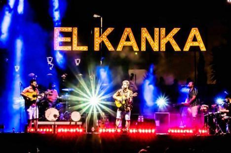'La Familia Divertida' y El Kanka llenan de cultura segura en Huércal