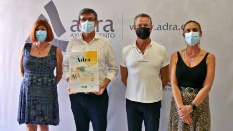 Adra ya tiene cartel anunciador de la Feria y Fiestas 2021