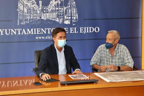 El Ejido y Dalías se organizan para tener un 'camino de peregrinos'