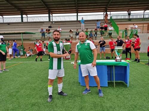 Intensa semana de fútbol provincial en Huercal