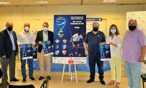 Diputación apoya la celebración de la Copa de Andalucía de Fútbol Sala en El Ejido