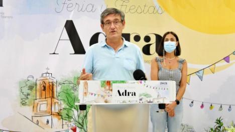 Adra presenta una programación de Feria adaptada a la situación sanitaria
