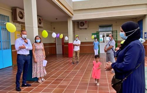 8.300 menores de tres años inician el curso de Educación Infantil de Almería