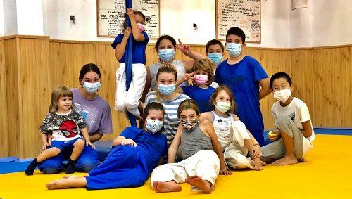 La EDM KSV Syngenta inicia la temporada en judo y lucha