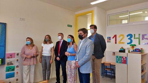 Almería inicia el curso 21-22 con casi un millar de alumnos menos y la mayor plantilla docente
